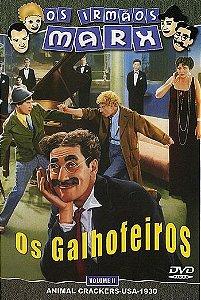 OS IRMÃOS MARX - OS GALHOFEIROS