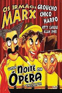 OS IRMÃOS MARX - UMA NOITE NA ÓPERA
