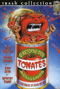O RETORNO DOS TOMATES ASSASSINOS