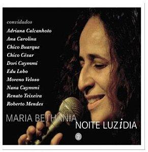 MARIA BETHÂNIA -  NOITE LUZIDIA VOL. 2