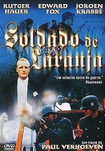 SOLDADO DE LARANJA