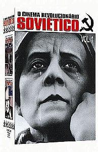 COLEÇÃO CINEMA REVOLUCIONÁRIO SOVIÉTICO VOL.1
