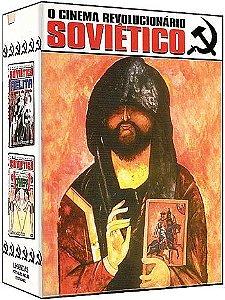 COLEÇÃO CINEMA REVOLUCIONÁRIO SOVIÉTICO VOL.2