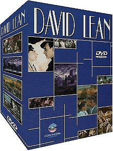 COLEÇÃO DAVID LEAN - 4 DVDS