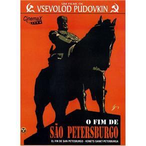O FIM DE SÃO PETESBURGO