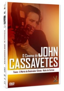 O CINEMA DE JOHN CASSAVETES (Digistack com 03 DVDs)