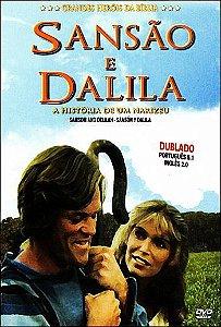 SANSÃO E DALILA - A HISTÓRIA DE UM NARIZEU