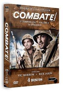 COMBATE! 1ª TEMPORADA - VOLUME 2