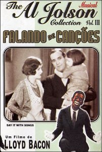 THE AL JOLSON COLLECTION VOL.III: FALANDO DE CANÇÕES