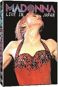 MADONNA - LIVE IN JAPAN