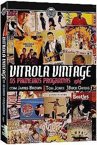VITROLA VINTAGE - OS PRIMEIROS PROGRAMAS