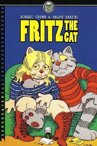 FRITZ, THE CAT