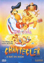 CHANTECLER, O REI DO ROCK