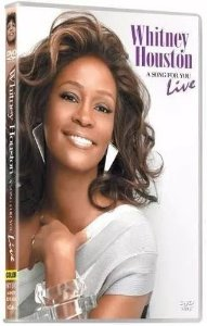 WHITNEY HOUSTON - A SONG FOR YOU LIVE