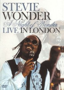 STEVIE WONDER - A NIGHT OF WONDER LIVE IN LONDON