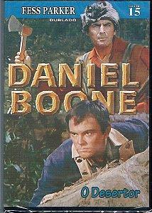 DANIEL BOONE - O DESERTOR VOL.15