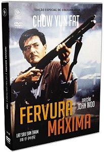 FERVURA MÁXIMA (1992) - ED. ESPECIAL DE COLECIONADOR