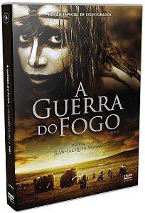A GUERRA DO FOGO (1981) - ED. ESPECIAL DE COLECIONADOR