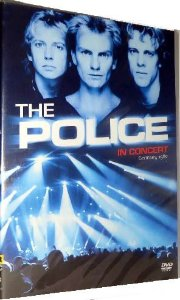 THE POLICE IN CONCERT ( GERMANY,1980 )
