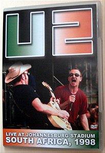 U2: LIVE AT JOHANNESBURG STADIUM