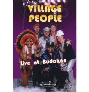 VILLAGE PEOPLE: LIVE AT BUDOKAN