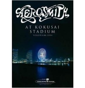 AEROSMITH: AT KOKUSAI STADIUM