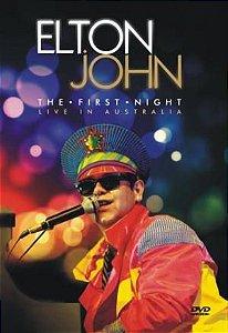 ELTON JOHN: THE FIRST NIGHT LIVE IN AUSTRÁLIA