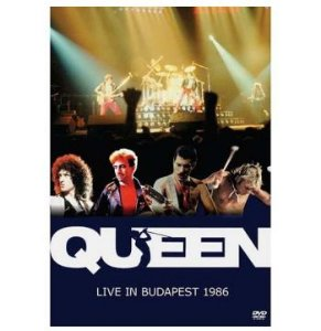QUEEN: LIVE IN BUDAPEST 1986