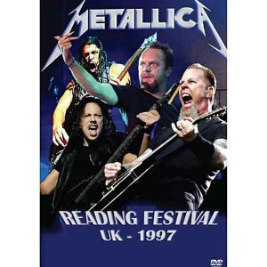 METALLICA: READING FESTIVAL UK-1997