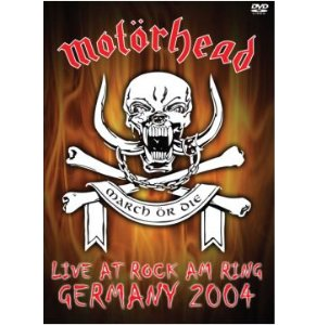 MOTORHEAD: LIVE AT ROCK AM RING GERMANY 2004