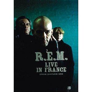 R.E.M.: LIVE IN FRANCE STUDIO 104