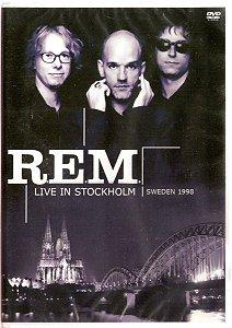 R.E.M.: LIVE IN STOCKHOLM