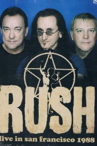 RUSH: LIVE IN SAN FRANCISCO 1988