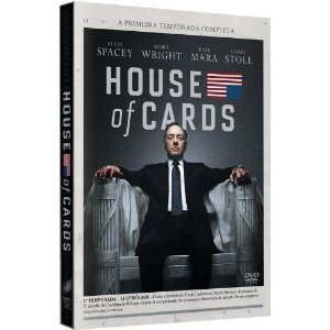 HOUSE OF CARDS - 1ª TEMPORADA COMPLETA