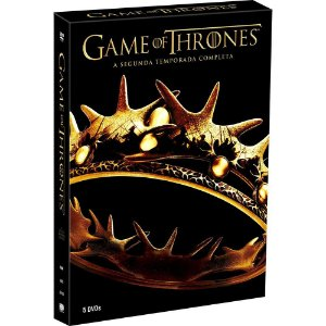 GAME OF THRONES - 2ª TEMPORADA COMPLETA