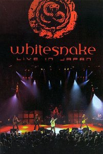 WHITESNAKE: LIVE IN JAPAN