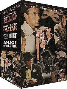 COLEÇÃO CINEMA NOIR - 4 DVDS