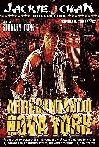 ARREBENTANDO NOVA YORK