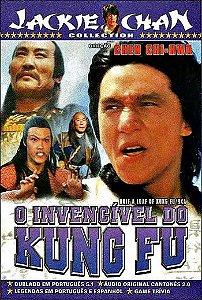 O INVENCÍVEL DO KUNG FU