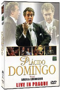PLÁCIDO DOMINGO: LIVE IN PRAGUE