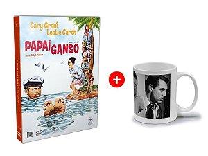 COMBO -  PAPAI GANSO + CANECA CARY GRANT