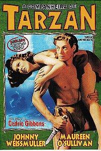 A COMPANHEIRA DE TARZAN