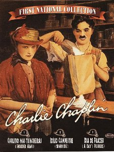 COLEÇÃO CHARLIE CHAPLIN - FIRST NATIONAL COLLECTION