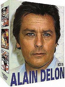 COLEÇÃO ALAIN DELON