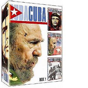 COLEÇÃO CINEMA CUBANO
