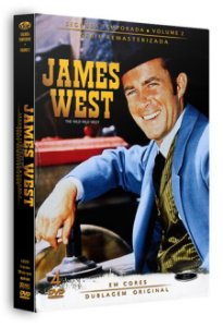 JAMES WEST – 2ª TEMPORADA – VOLUME 2