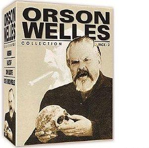 COLEÇÃO ORSON WELLES