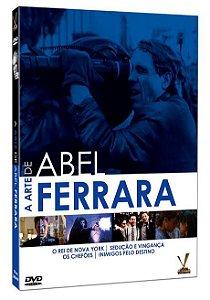 A ARTE DE ABEL FERRARA  (Digistack com 2 DVDs)