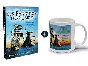 COMBO -  OS BANDIDOS DO TEMPO