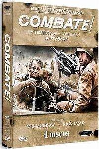 COMBATE! 2ª TEMPORADA - VOLUME 1